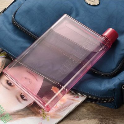 Notebook Memobottle Note Water Bottle flask tumbler style degree sg singapore