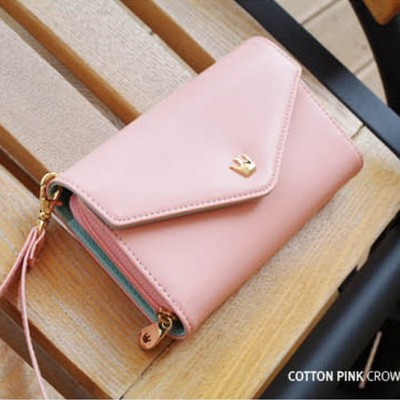 Crown K Ladies Wallet Style Degree