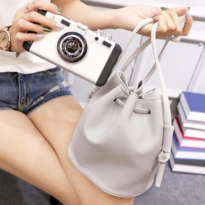 mini classic bucket bag messenger travel ladies style degree sg