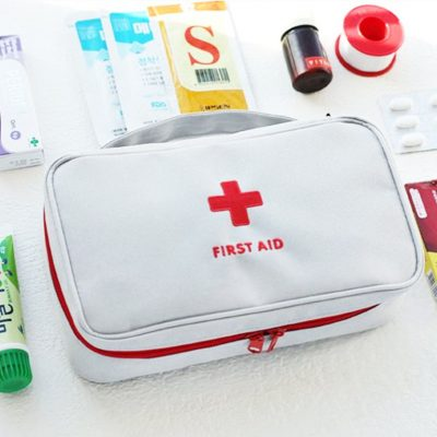large first aid medical organizer kit travel bag style degree sg singapore