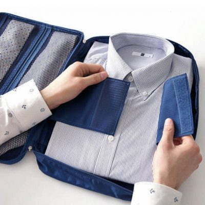 business shirt organizer organiser travel pouch bag style degree sg singapore