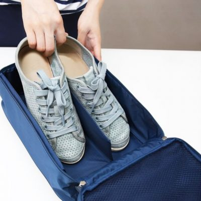 shoe organizer v2 pouch travel bag style degree sg singapore