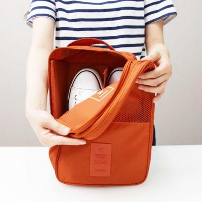 shoe organizer v2 pouch travel bag style degree sg singapore