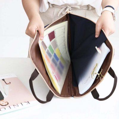 Document & Laptop Carrier