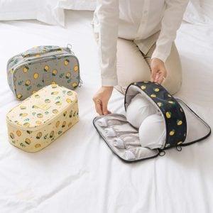 travel undergarment underwear panties cosmetic toiletries pouch organizer organiser style degree sg singapore