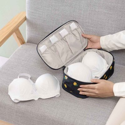 travel undergarment underwear panties cosmetic toiletries pouch organizer organiser style degree sg singapore