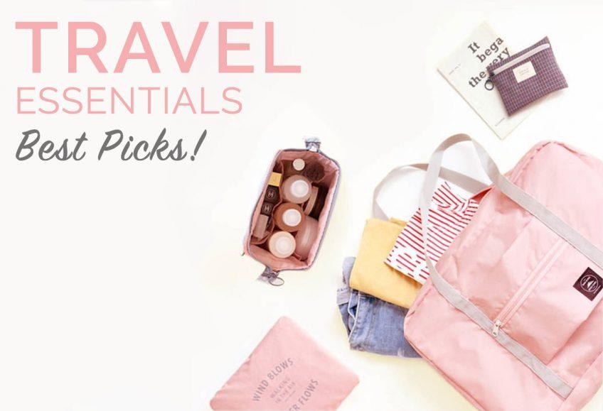 Fans' Picks – Top Travel Essentials Awards!