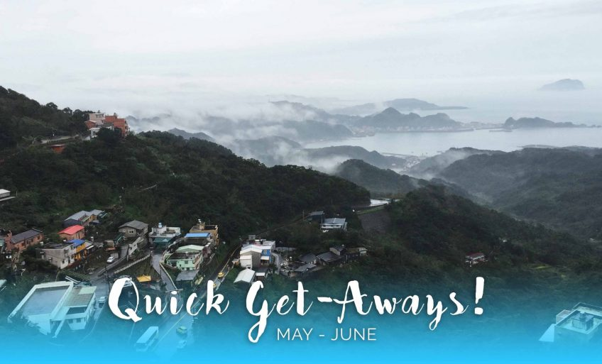 Top 3 Travel Destinations in May & June!