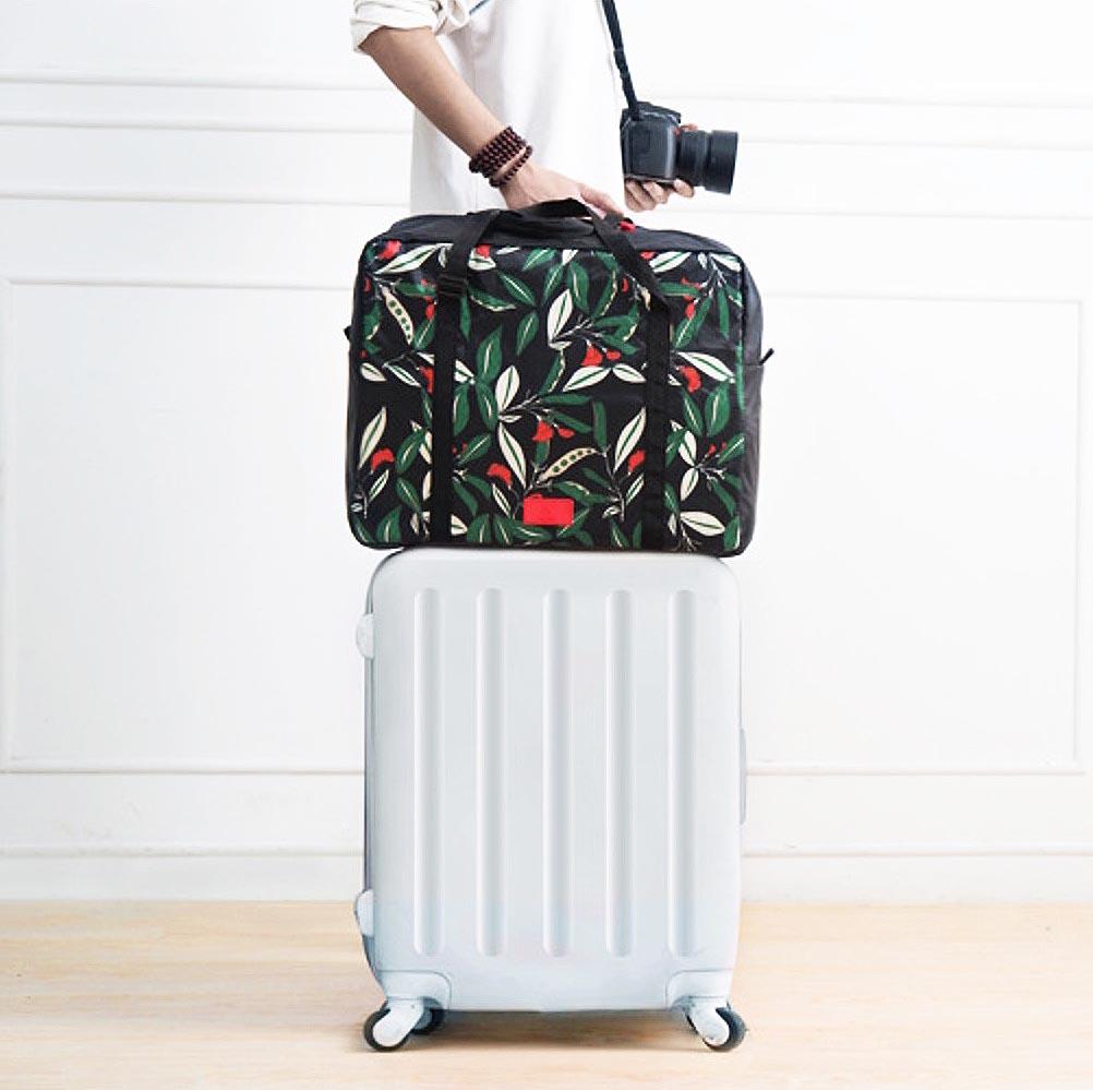 le fleur foldable travel bag organiser organizer style degree
