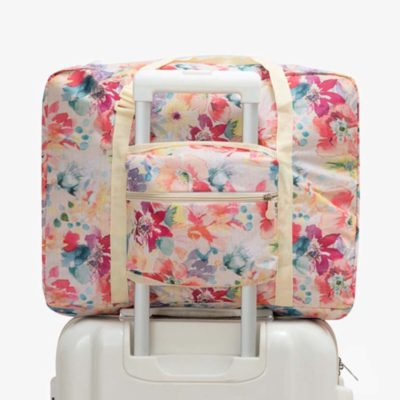 le fleur foldable travel bag organiser organizer style degree
