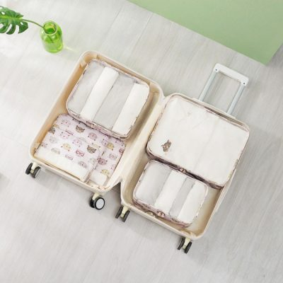 Cute Companions Luggage Organizer (6pc Set)