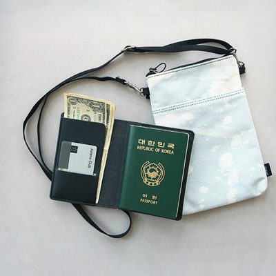 envelope mini passport holder organizer organiser wallet pouch style degree sg singapore