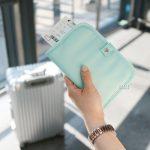 weekade passport organizer organiser holder case pouch travel style degree sg singapore