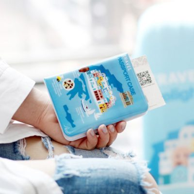city guide passport holder case cover travel pouch style degree sg singapore