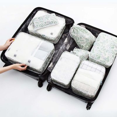 Allure Luggage Organizer (8pc Set)