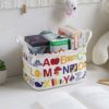 Kid's Collapsible Mini Basket Organizer Storage Box Children Baby Style Degree Sg Singapore
