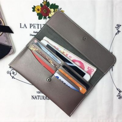 Reindeer Long Wallet