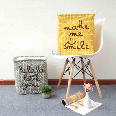 cube basket organiser organizer home laundry toys style degree sg singapore
