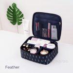 multi compartment travel organizer organiser pouch essentials holder style degree sg singapore
