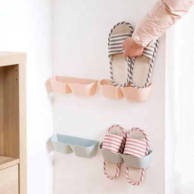 hanging slipper holder bathroom home living style degree sg