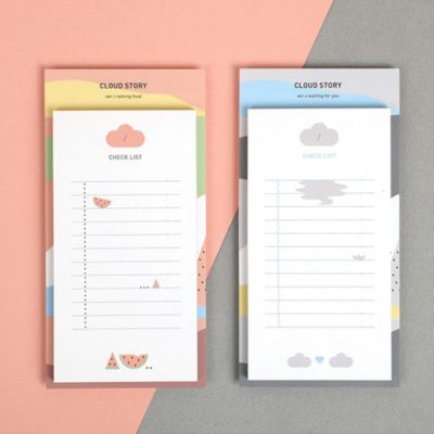 cloud story planner diary calendar stationery scheduler style degree sg singapore