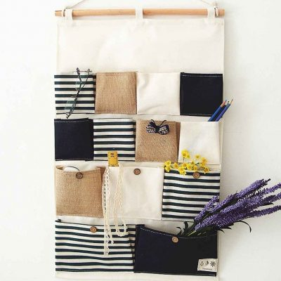 Hanging Pocket Organizer (Large)