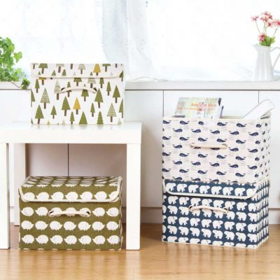 homely foldable cube organizer organiser storage box home deco living home style degree sg singapore