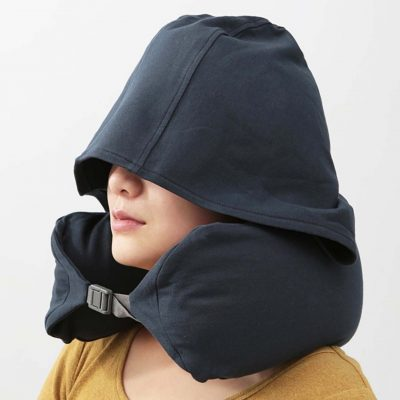 Hoodie Comfy Travel Pillow