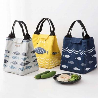 Ocean Lunch & Picnic Bag