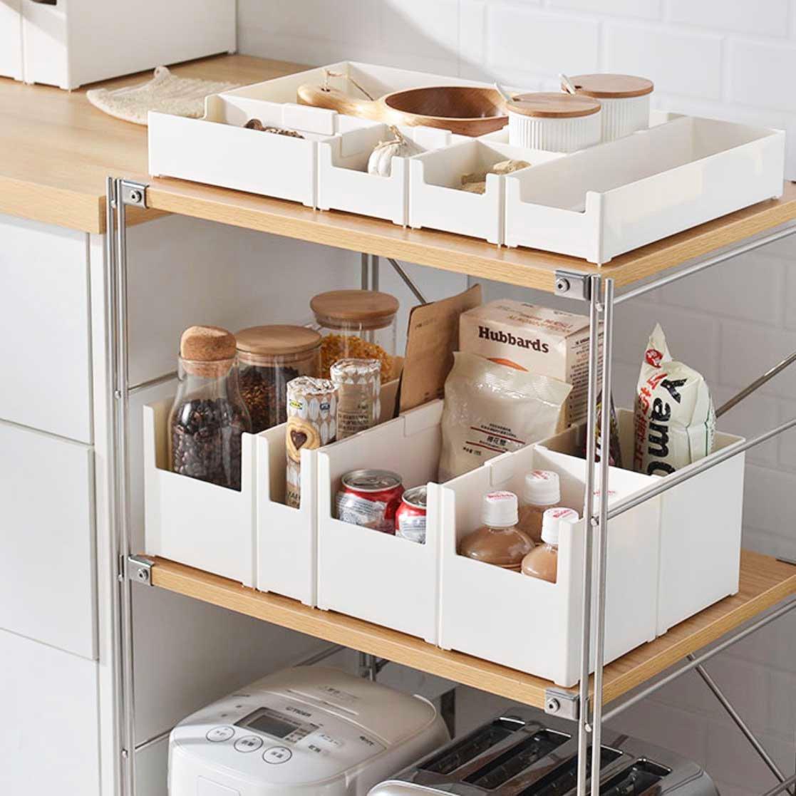 Design Your Own Kitchen & Desk Organizer   Pantry, Table   Style Degree