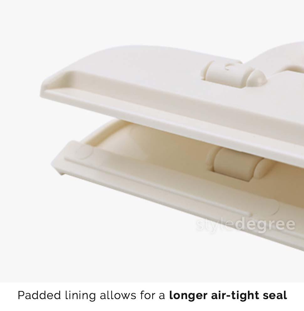 Food Clip Sealer | Easy Snacks Sealer | Style Degree