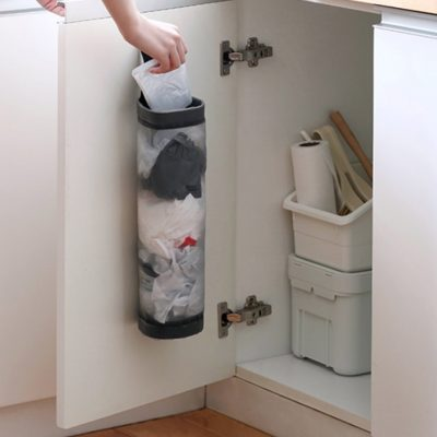 Plastic Carriers Hanging Organizer Organizer bag home decor style degree sg singapore