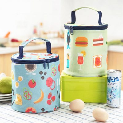 adorable lunch picnic cooler bag thermal insulated tote style degree sg singapore