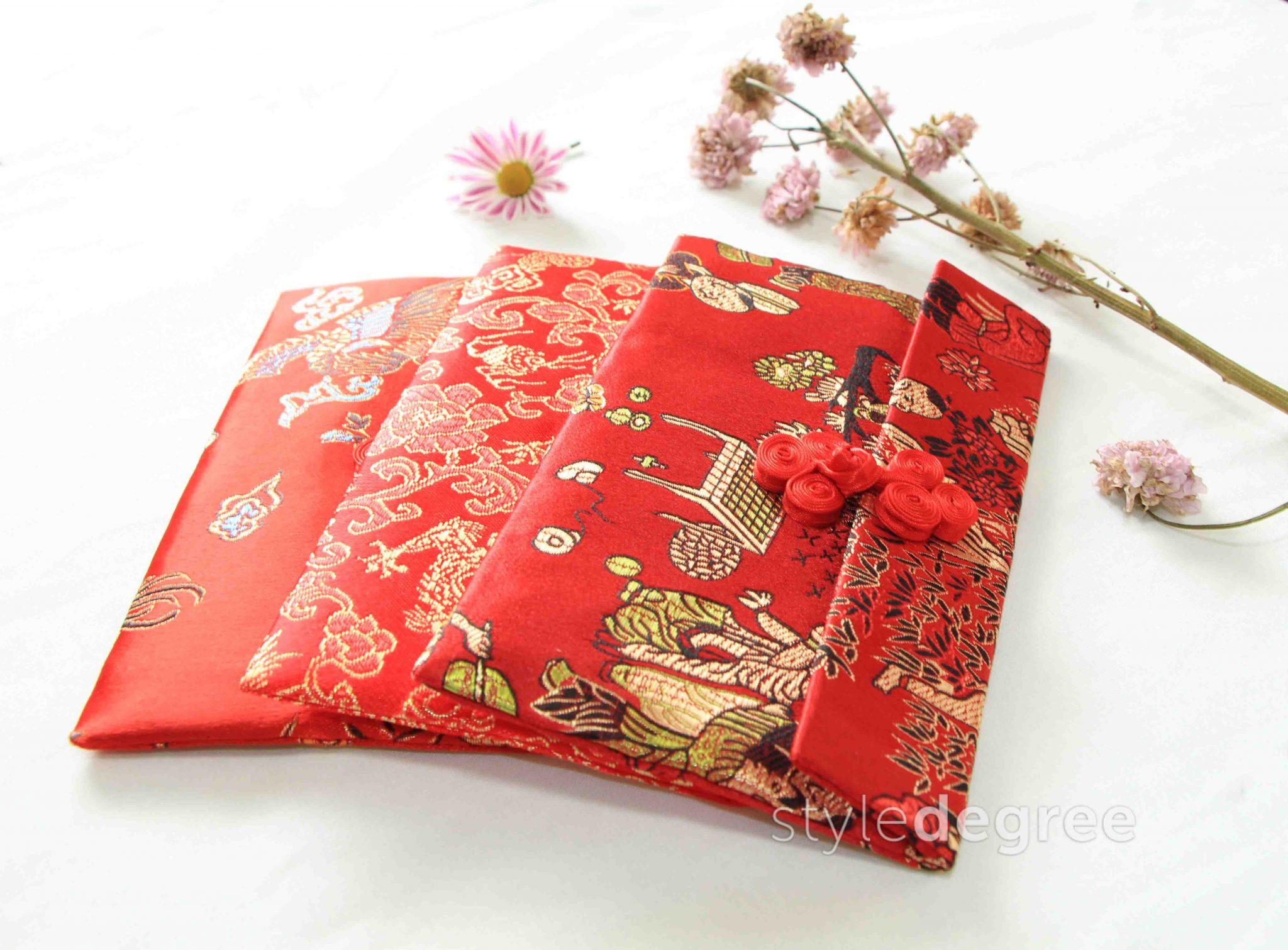 Prosperity Red Packet Organizer