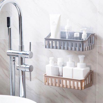 Bathroom bathing soap bottle wall holder suction toilet home deco style degree sg singapore