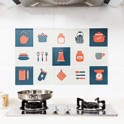 kitchen stove tiles wall protector cover home deco living style degree sg singapore