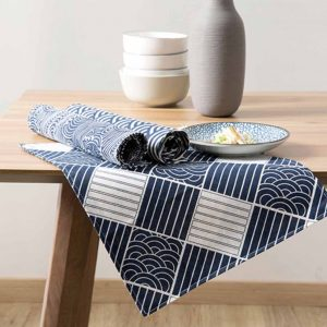 Nippon Table Mat Cover Cloth Desk Home Deco Living Dining Style Degree Sg Singapore