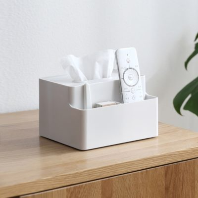 Tissue Multi Holder Box cover home deco living room organizer organiser style degree sg singapore