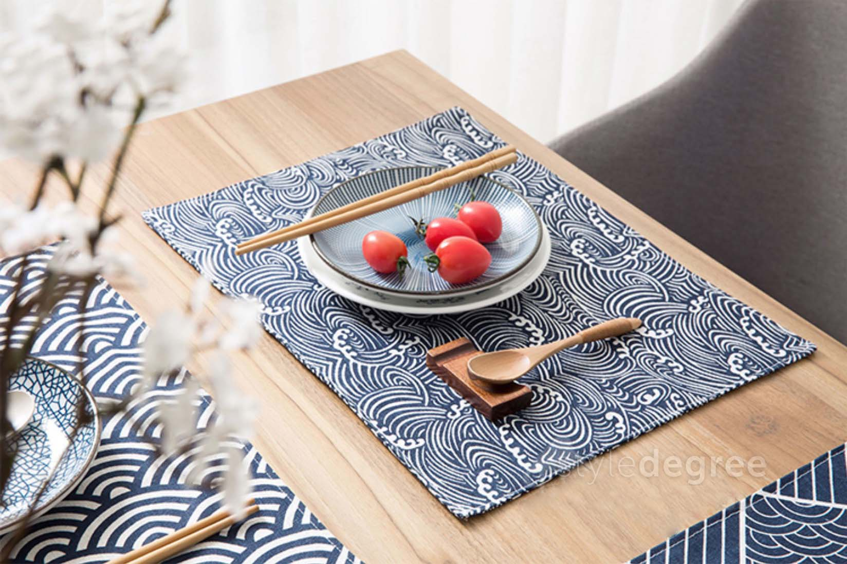 Nippon Table Mat Kitchen Amp Dining Style Degree