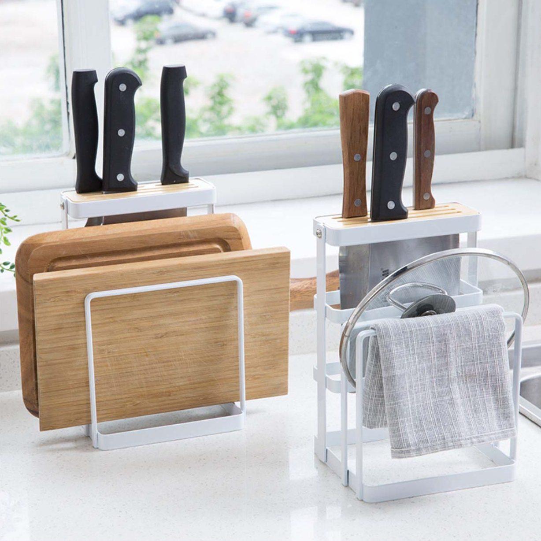 knife utensils plates cutting board holder organizer organiser kitchen container home decor style degree sg singapore