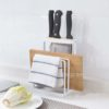 knife utensils plates cutting board holder organizer organiser kitchen container home decor style degree sg singapore