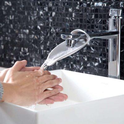 Tap Extender Sink Basin Toilet Bathroom Handwash Cleaning Style Degree Sg Singapore