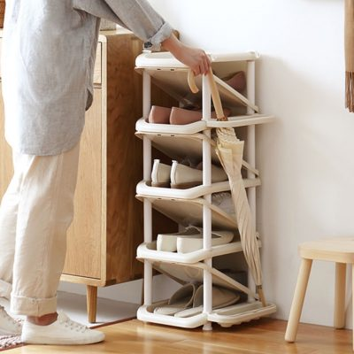Shoe Rack Organizer Organiser Storage Umbrella Style Degree Sg Singapore
