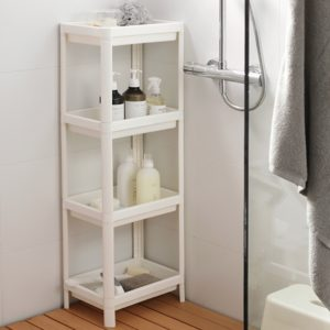 Everyday Standing Rack, bathroom multi rack, multi layer rack, toiletries rack, organization, organisation, organiser, stackable rack, style degree, singapore, sg
