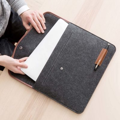 The Classic Laptop Sleeve, school laptop, macbook sleeve, durable sleeve, laptop pockets, style degree, singapore, sg