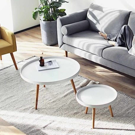 The Scandinavian Coffee Table Living Room Desk Sofa Style Degree Sg Singapore