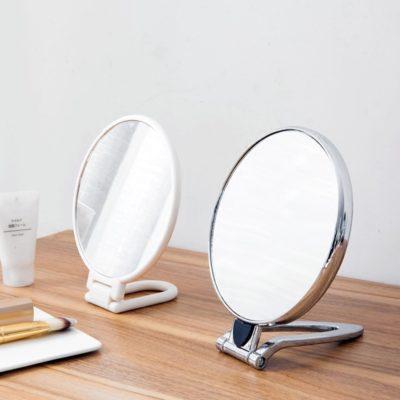 3-Way Retro Mirror, desk mirror, hand-held, makeup mirror, foldable, compact mirror, cosmetics, style degree, singapore, sg