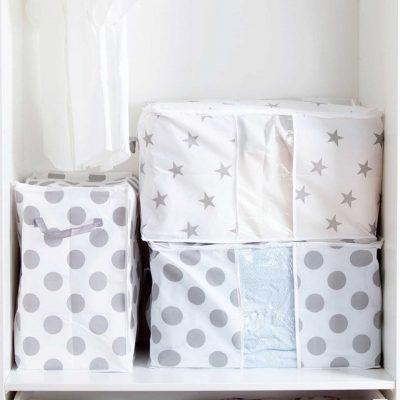 Clarity Quilt Clothes Storage Bag Wardrobe Organizer Organiser Style Degree Sg Singapore