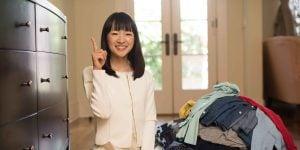 marie kondo konmari method, declutter, decluttering, decluttering your life