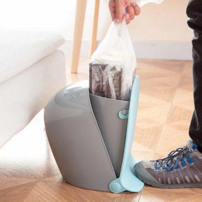 Modern Dustbin, study room bin, trash bin, home, portable dustbin, pastel, living room accessories, style degree, singapore, sg